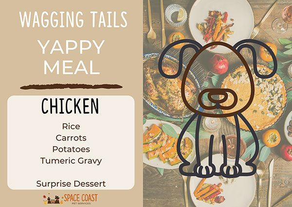 Yappy Meal Dogs - Chicken 1