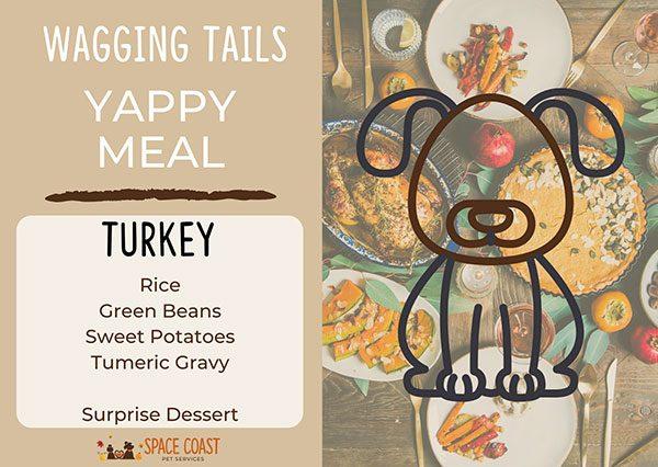 Yappy Meal Dogs - Turkey 1